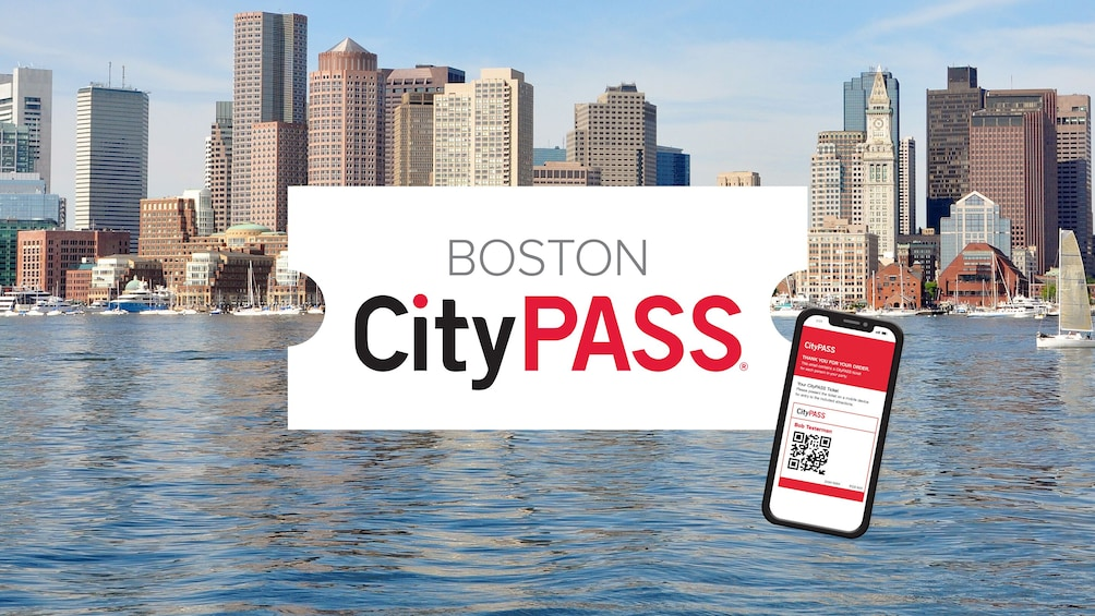 Show item 1 of 8. Boston CityPASS: Admission to Top 4 Boston Attractions