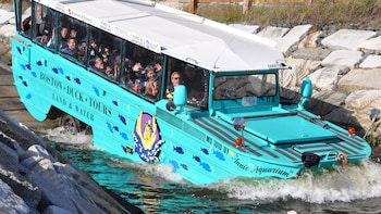 Boston Duck Tours: Land and Sea
