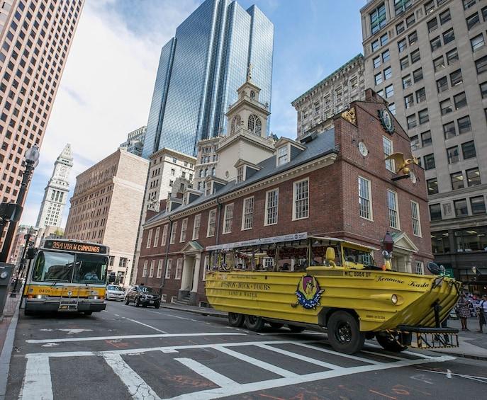 Show item 3 of 10. Boston Duck Tours
