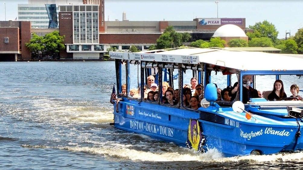 Show item 10 of 10. Boston Duck Tours