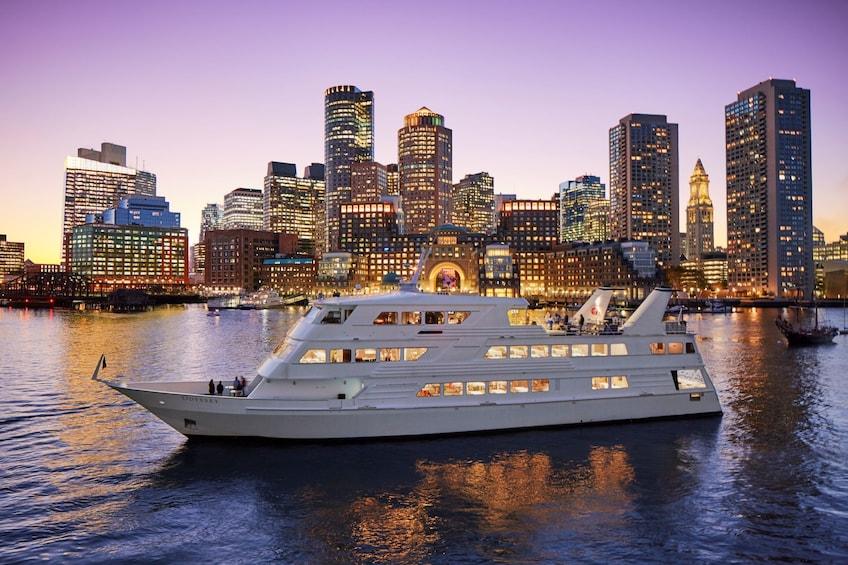 Boston Dinner Cruise Dinner Cruises In Boston Travelocity