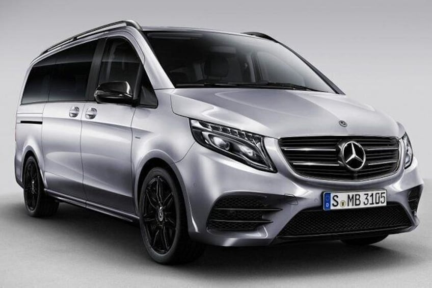 Show item 1 of 9. Amsterdam Airport Transfers : Amsterdam to Schiphol Airport AMS in Luxury Van