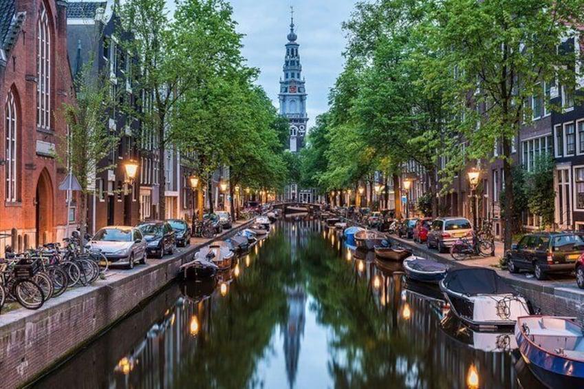Show item 5 of 9. Amsterdam