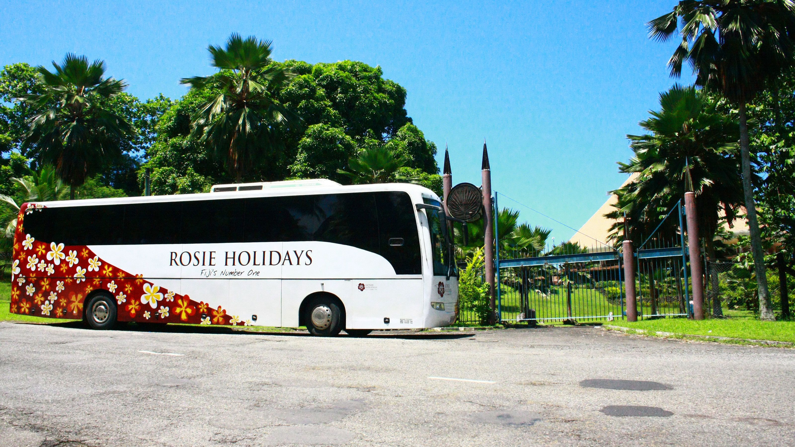 Suva Day Tour