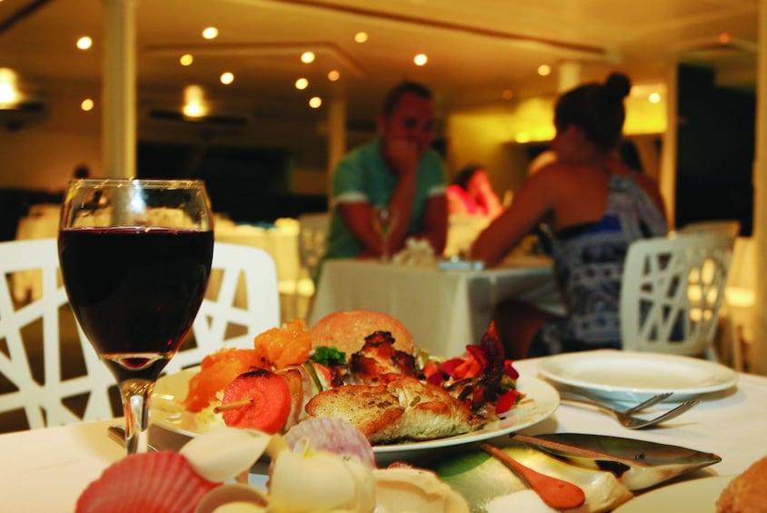 Show item 4 of 7. Sunset Dinner Cruise