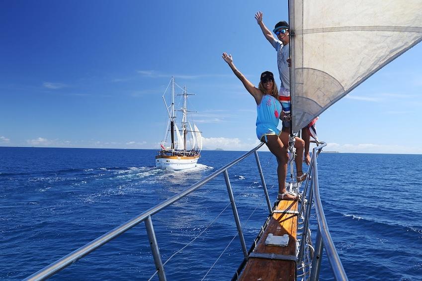Lataa valokuva 2 kautta 9. Tivua Island All-Inclusive Day Cruise