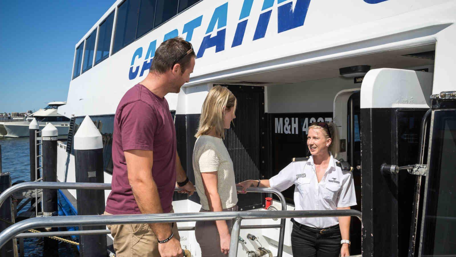 Perth Swan River Scenic Cruise
