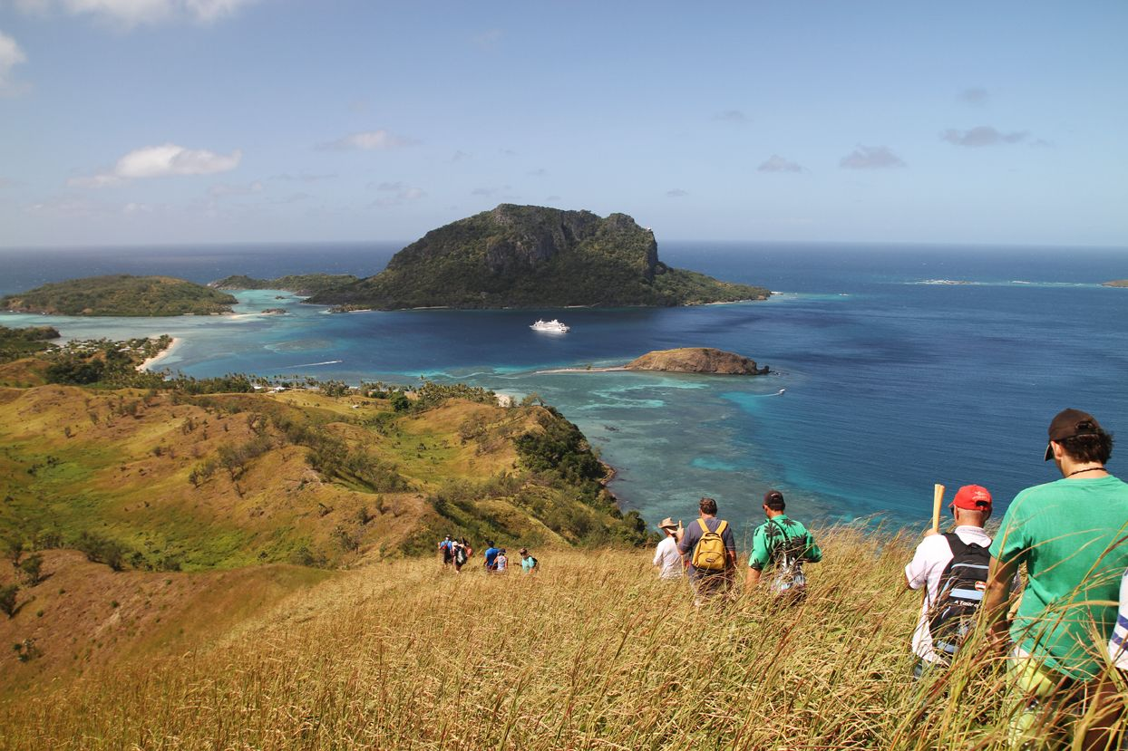 4-Night Yasawa Islands Cruise