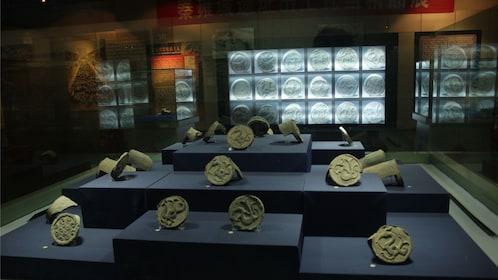 exhibit in xian