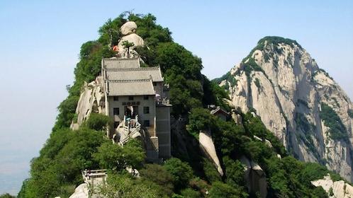 mountain house in xian