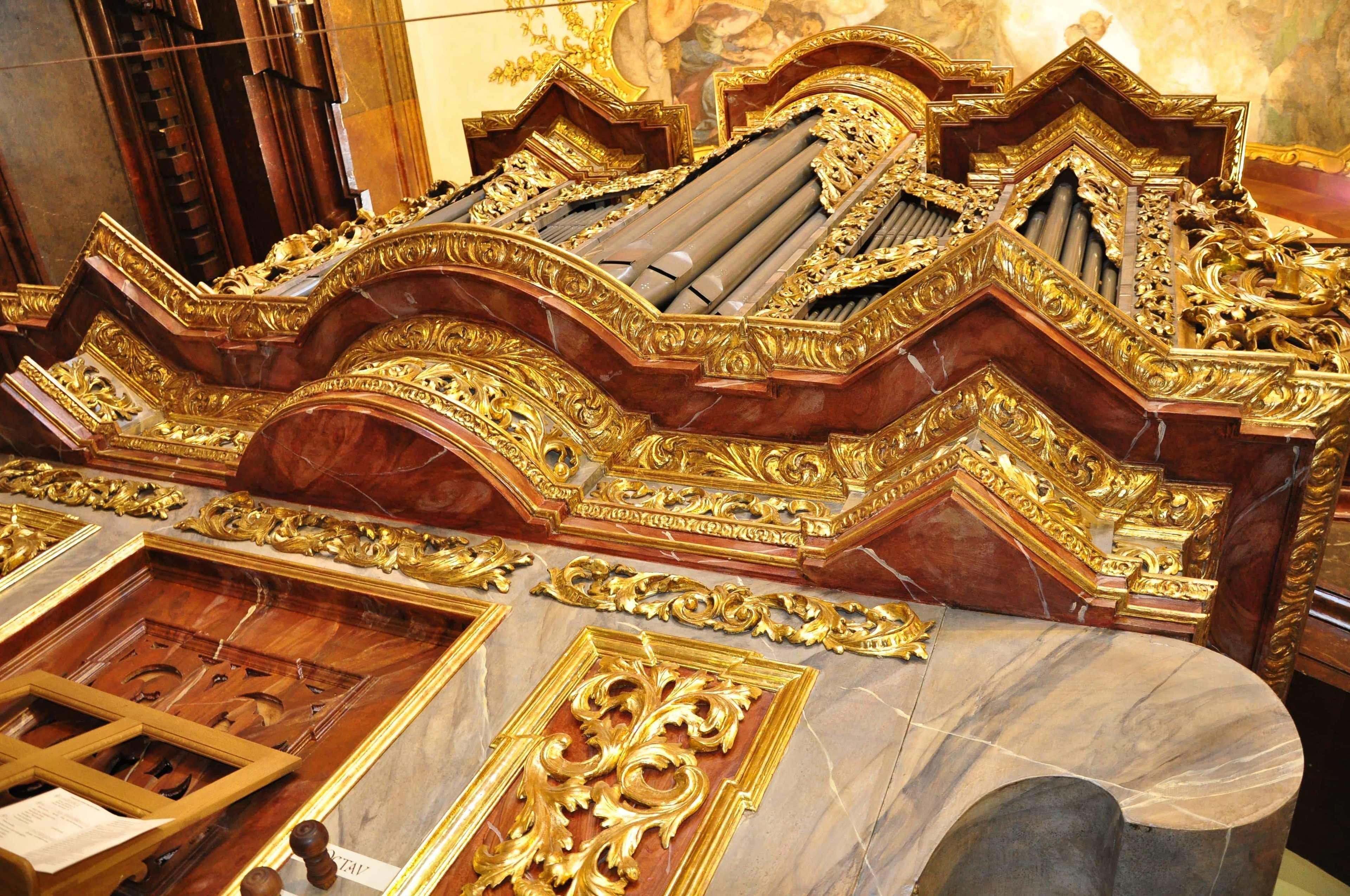 Berühmtes Orgelkonzert in der Kreuzherrenkirche