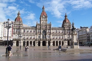 Private 3.5-Hour City Tour of A Coruña with Hotel or Cruise Port pick-up