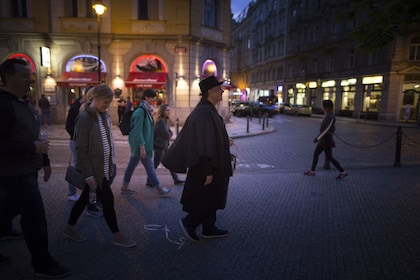 Ghosts & Legends of Old Town Walking Tour