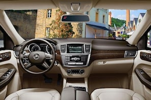 Luxembourg Private Transfer from Luxembourg Airport to City centre