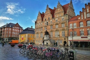Aalborg Private Transfer from Aalborg (AAL) Airport to City centre