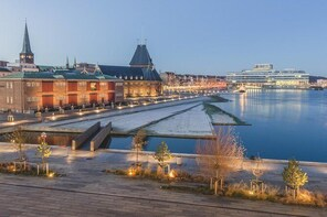 Aarhus Private Transfer from Aarhus (AAR) Airport to City centre