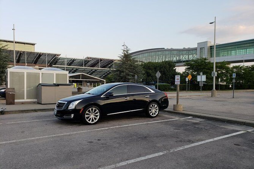 Show item 1 of 7. Limo Parking at PVD Airport