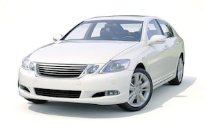 Transfer in private vehicle from Houston George Bush Airport to Houston Dow...
