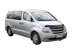 Transfer in private Minivan from Hannover City to Airport