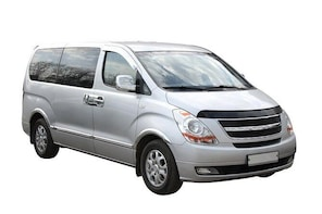 Transfer in private Minivan from Leipzig City to Airport
