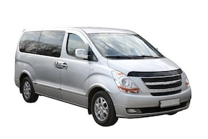 Round-Trip Transfer in Private Minivan from-to Asuncion Airport from-to Cit...