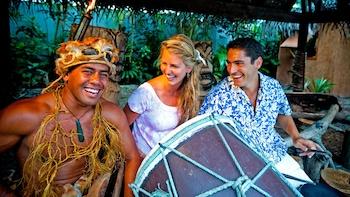 Te Vara Nui Cultural Village Tour