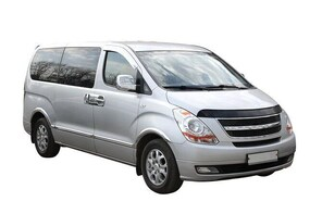 Transfer in private minivan from Turin Caselle Airport (TRN) to Turin City