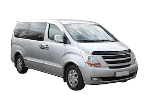 Round trip transfer in private minivan from-to Rosario Airport (ROS) to Ros...