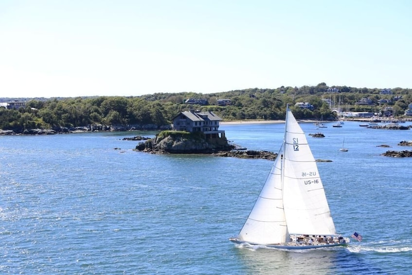 Show item 3 of 4. Sailing Excursion - America's Cup 12 Meter Racing Yacht