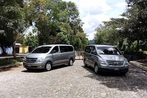 Ground Transfer From Antigua To Guatemala City Airport