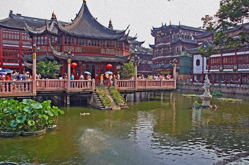 Charger l'élément 10 sur 10. Shanghai Half-Day Afternoon Tour