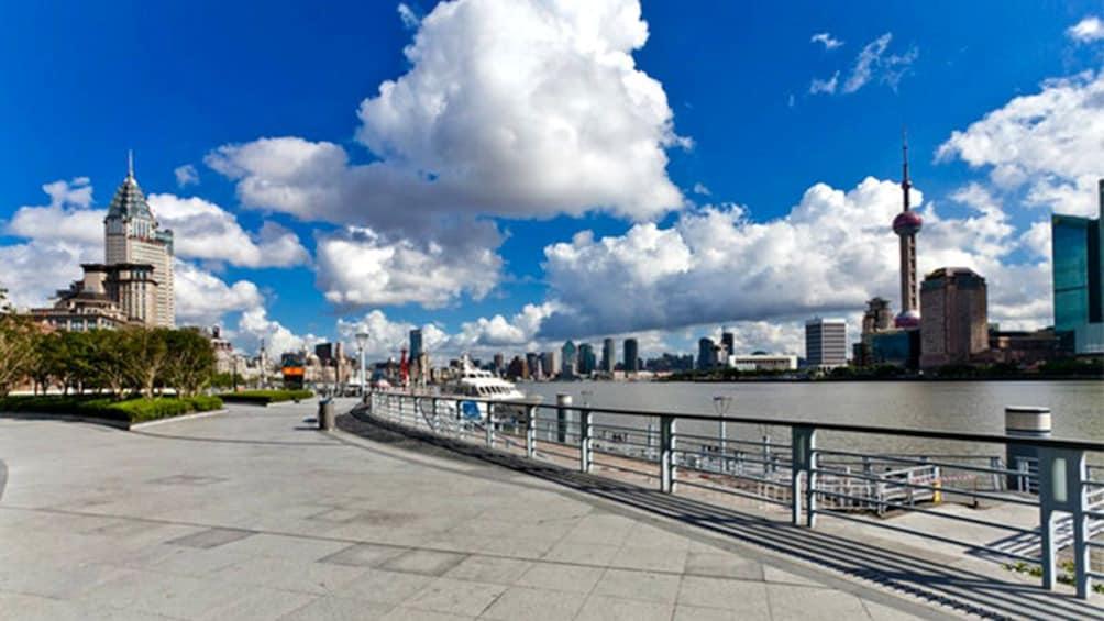 Charger l'élément 1 sur 10. Beautiful city view of Shanghai