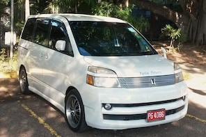 Private Airport Transfer - Norman Manley Airport, Kingston to Negril or Mon...