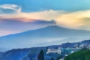 BETWEEN SKY and FIRE ETNA and TAORMINA