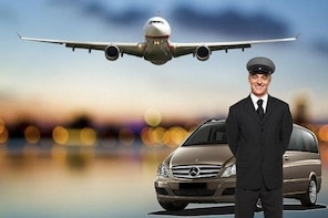 Amsterdam Airport Departure Transfer (Monnickendam Hotels to Amsterdam Airp...