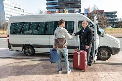 Private transfer from Saalbach - Hinterglemm to Munich Airport