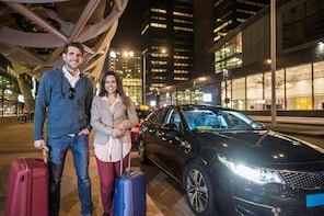 Private transfer from Andorra to Barcelona Airport or Barcelona City