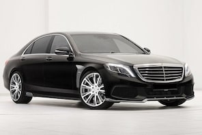 Private Arrival Transfer: Stansted Airport STN to Central London by Luxury ...