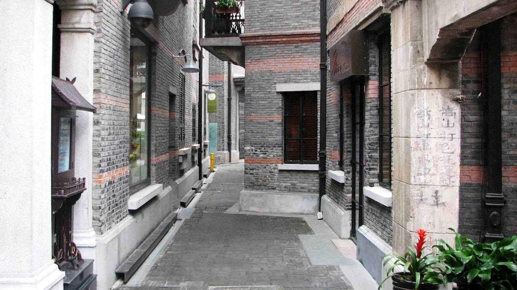 Show item 10 of 10. Walk way in Shanghai