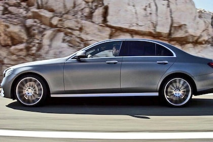 Private Arrival Transfer: Stansted Airport to Central London in a Business  Car - Basildon | Expedia
