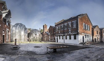 Portsmouth Port to London with BOMBAY Sapphire Distillery Experience on the...