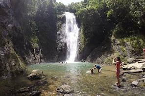 Experience Huge Waterfall, Historical Fijian Handicraft Village & Coastal C...