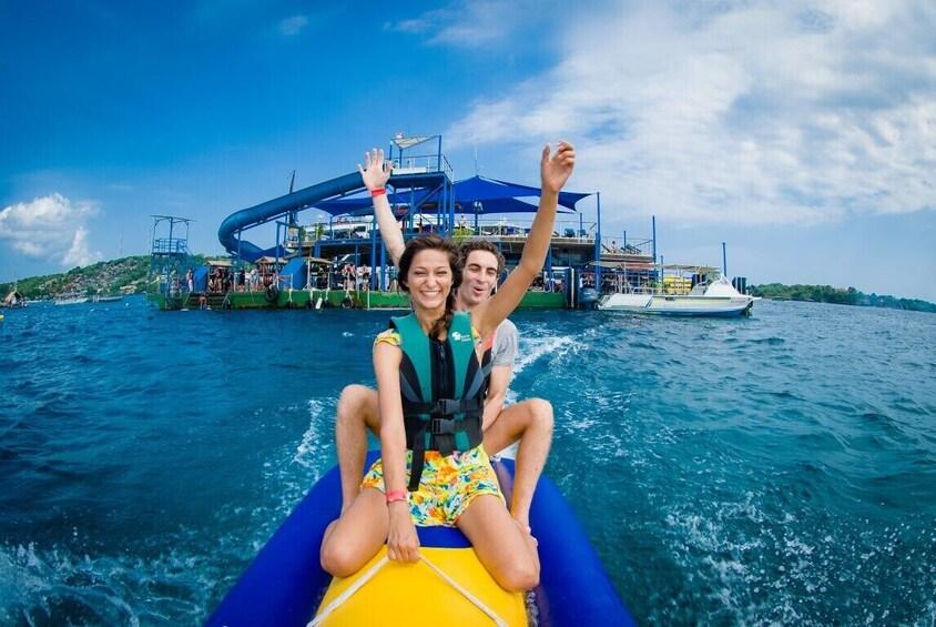 Show item 4 of 10. Bali Hai Lembongan Island Reef Cruise