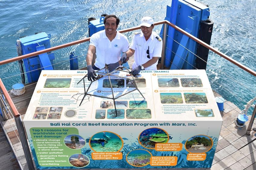 Show item 2 of 10. Bali Hai Lembongan Island Reef Cruise