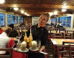 Dinercruise met buffet op de Moldau