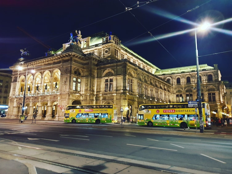 Hop-On Hop-Off City Tours Including Guided Walking Tour