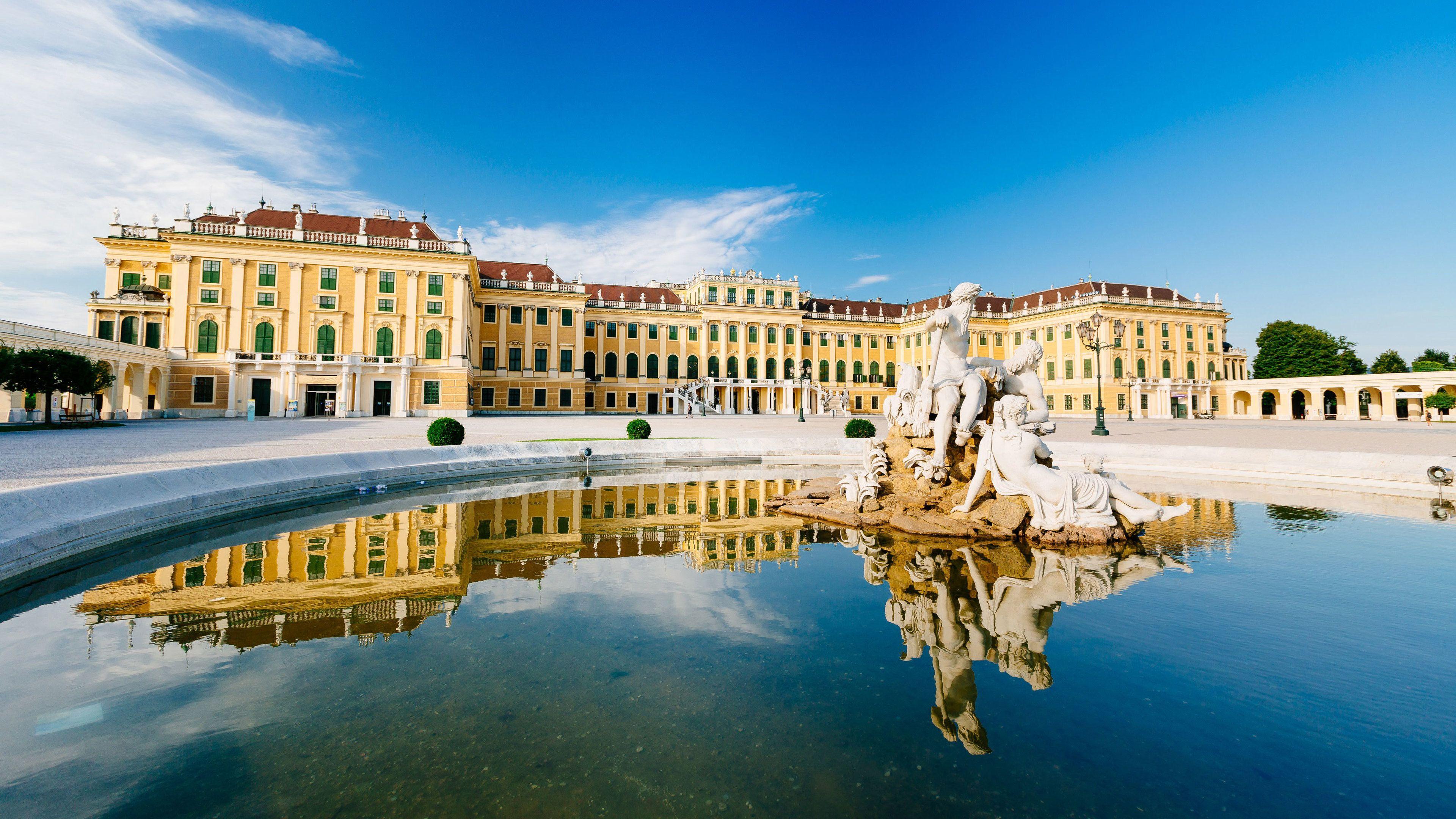 Schönbrunnin linna ja kaupunkikierros, sisäänpääsy jonottamatta