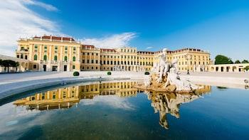 Entrée avec accès prioritaire au château de Schönbrunn et visite de la vill...