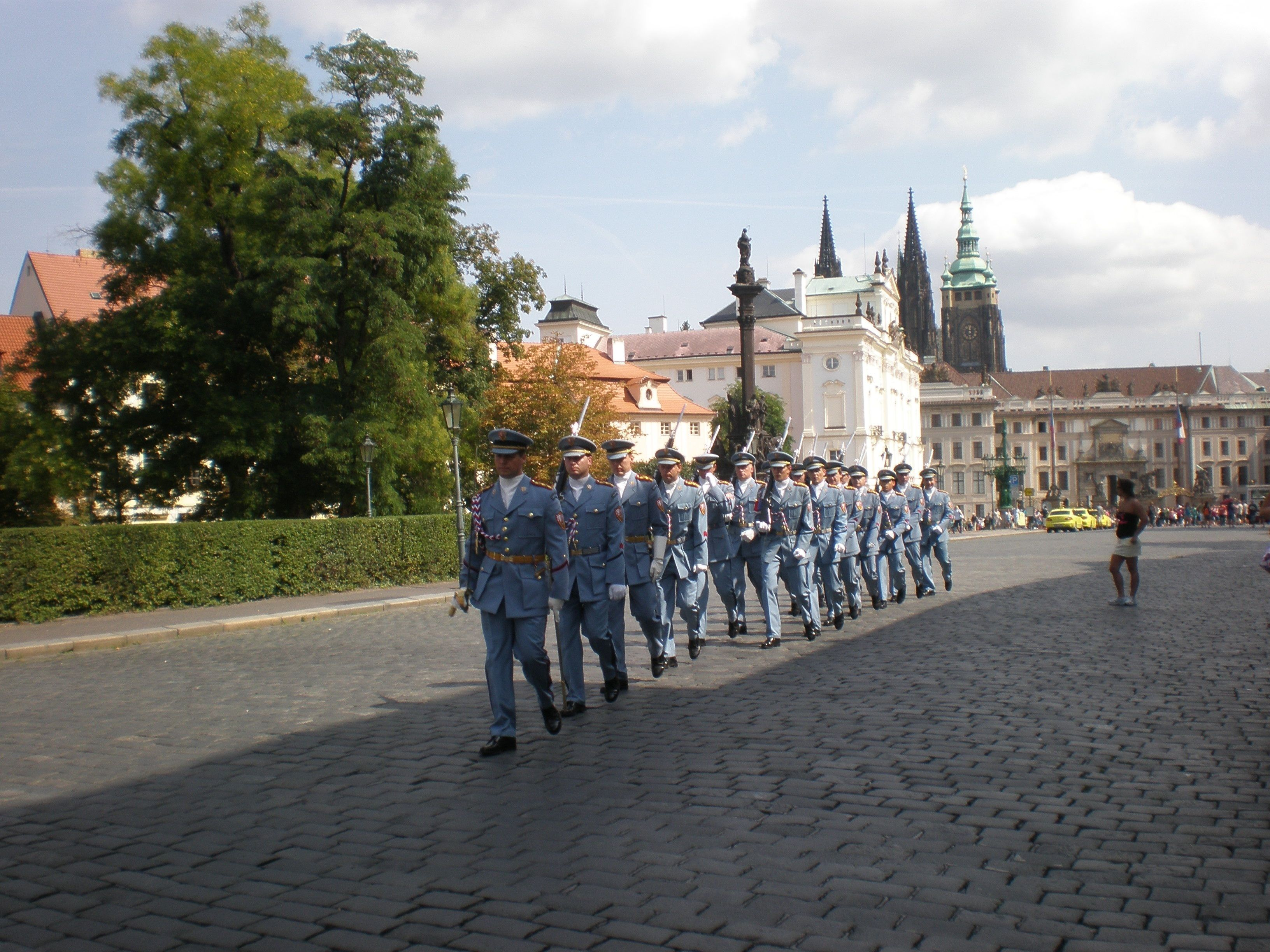 Guided Prague City Tour with Coffee Break