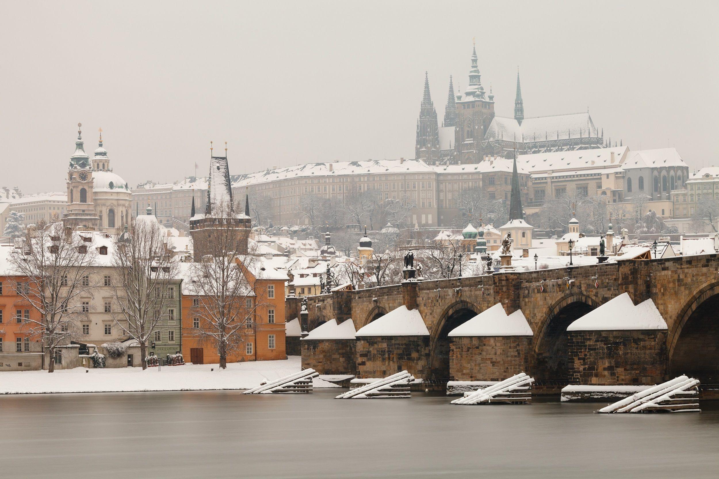 Prague in winter time ©CzechTourism AuthorMartin Rak.jpg